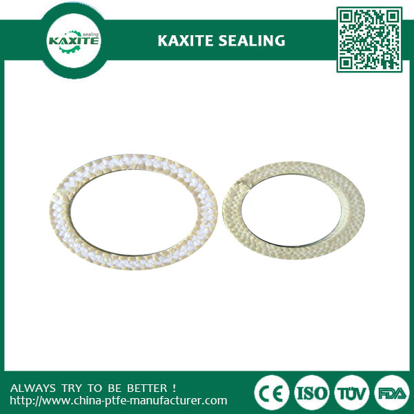 Braided Virgin Pure Ptfe Packing Soft With Heat-Resistant Lubricant