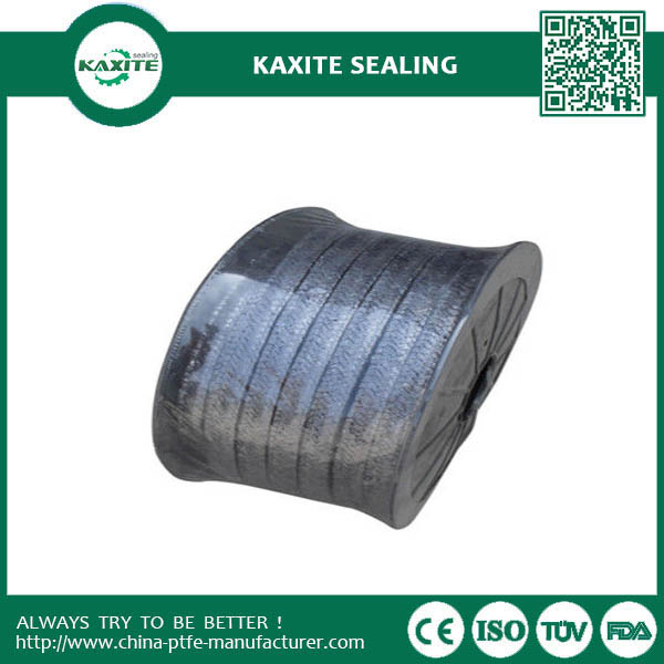 Self-Lubricate Graphite Ptfe Packing For Mechanical Seal