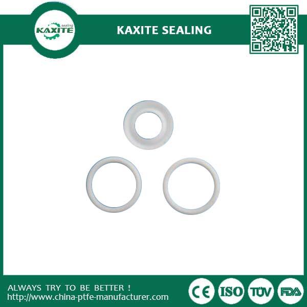 Flexible Graphite  Bronze  Glass Fiber Ptfe Teflon Tube High Dielectric Strength