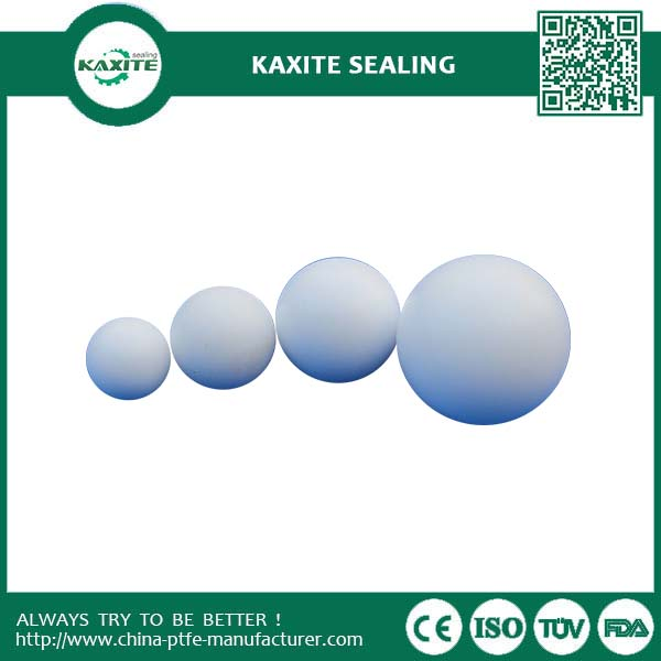 Available in all sizes oil resistance  anti-corrosion virgin teflon balls