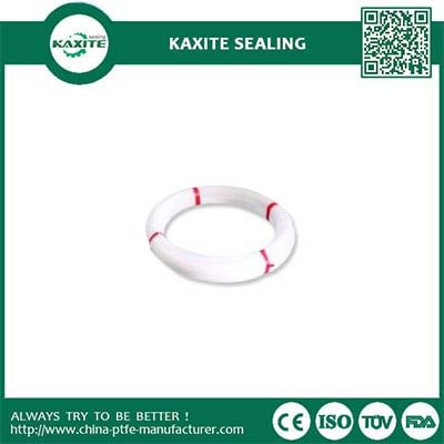 White Ptfe Spacer Molybdic Sulfide Filled Weathering Resistance Ptfe Gasket Sheet