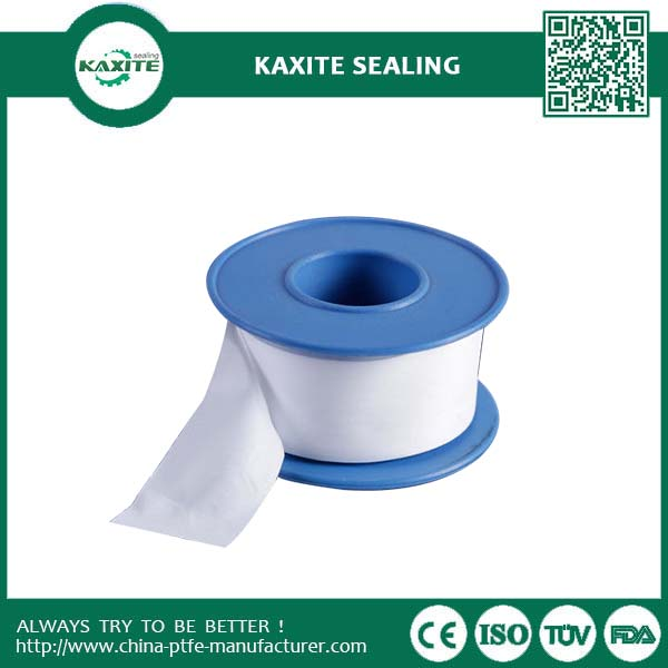 Expanded  not aging  nonstick ptfe sealing tape acid and alkali resistant