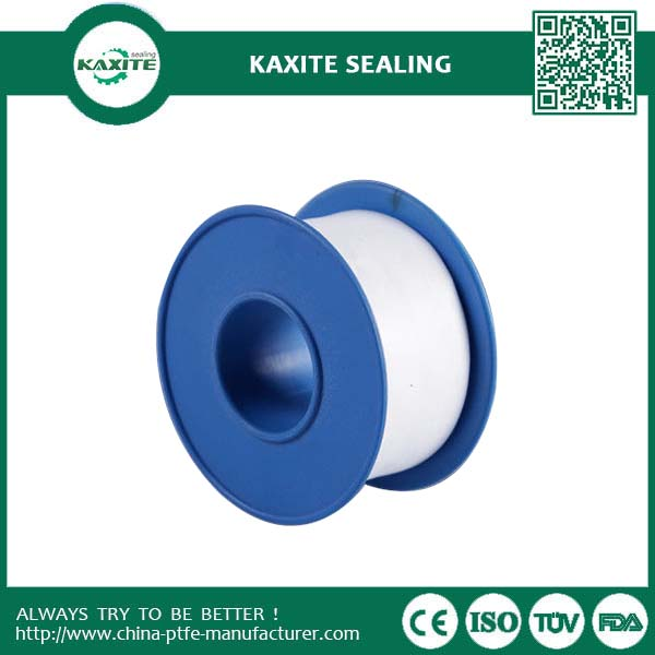 Expanded Thread Ptfe Sealing Tape With Sealing Material  High Chemical Properties