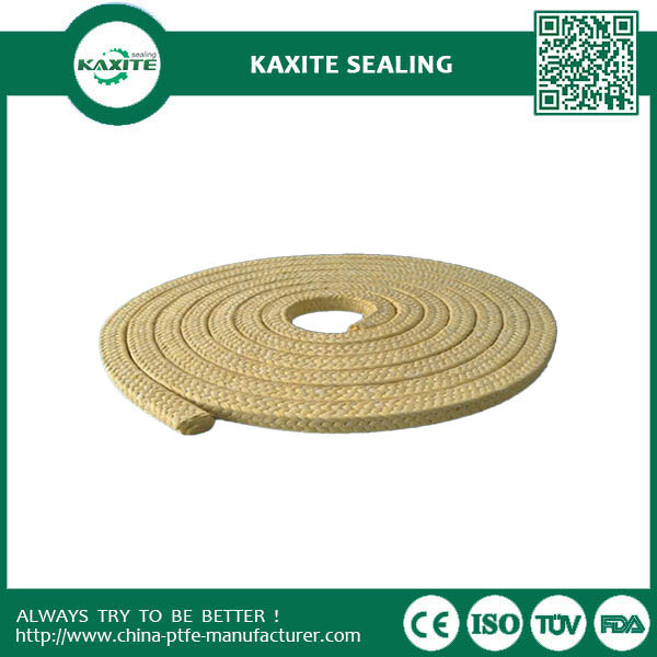 Virgin Teflon Ptfe Packing Soft Without Oil 10mm