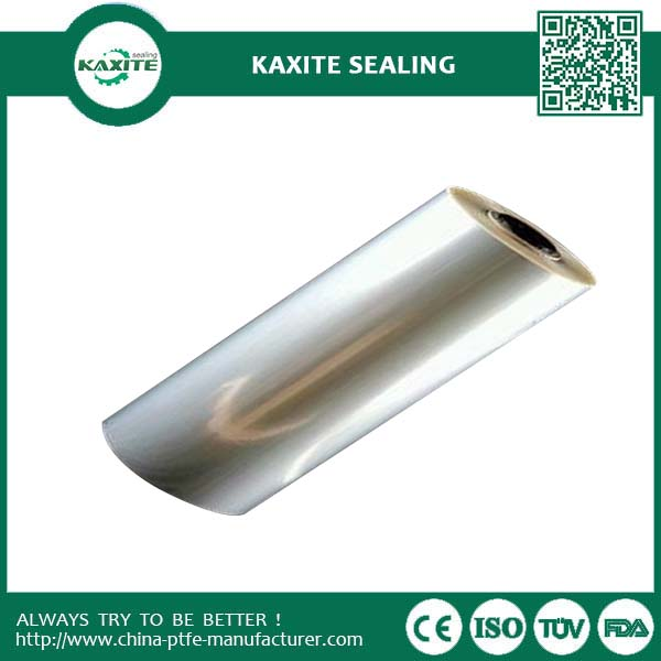 Virgin Ptfe Teflon Flat Washer Stable Physical Characters For Steel Industry