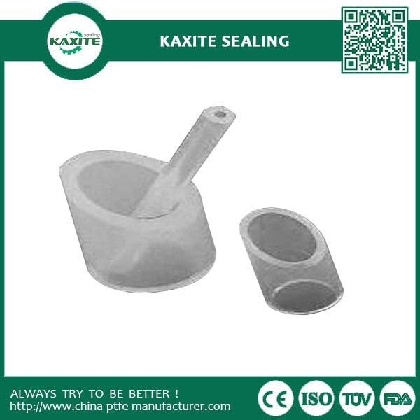 High Temperature Rubber Ptfe Teflon Gasket With 23MPa Yield Strength