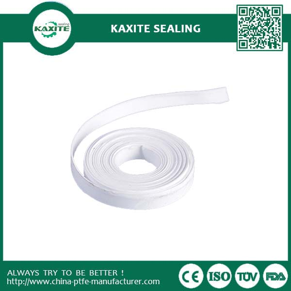 Pure White Expanded Ptfe Tape In Indonesia Market Non Abrasion