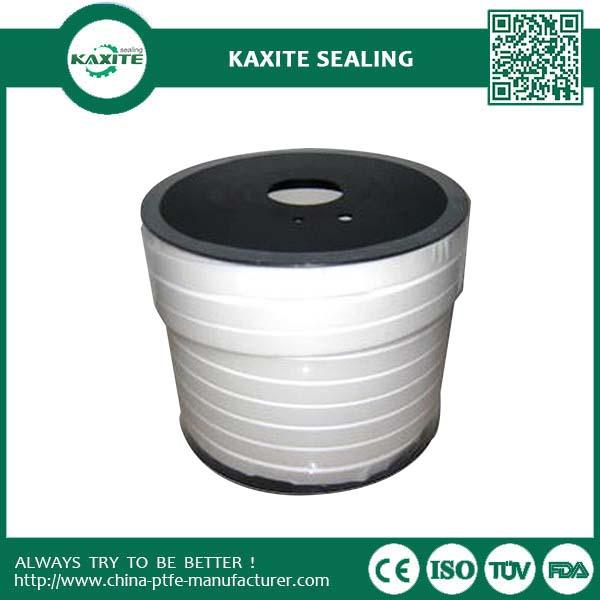 Non-sticky Property Carbon Graphite Heat Resistance Property  Custom Designed Ptfe Teflon Gasket