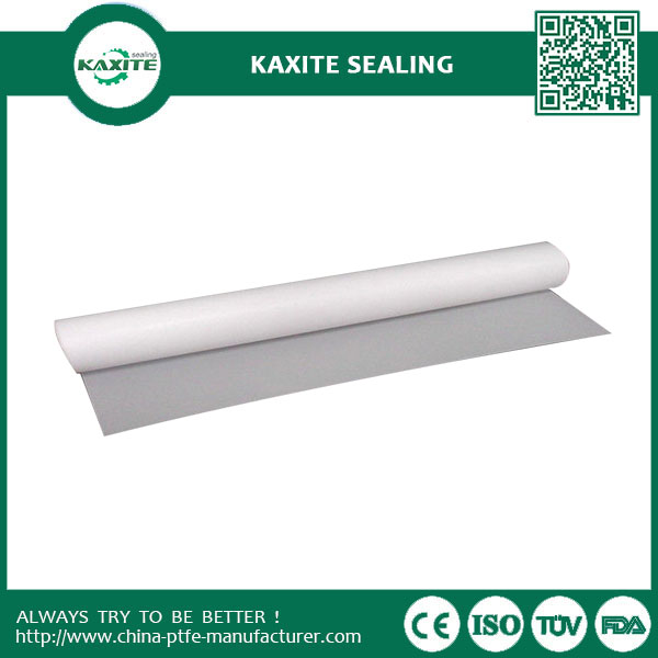 Skived PTFE Teflon Film  High Insulation High Dielectric Heat Resistance