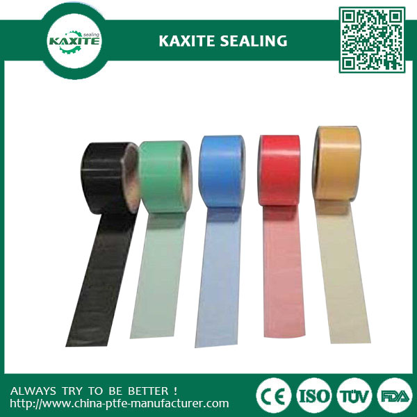 Adhesive Ptfe Teflon Tape Coated With Silicone  Chemical Resistant