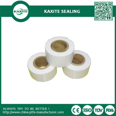 Excellent Machining High Working Temperatures Low Friction Skive Teflon Ptef Film