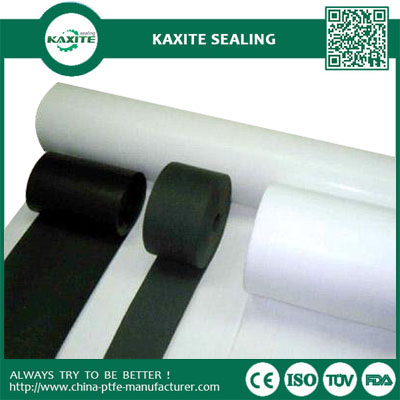 Electrical Insulation Minimal Water Absorption Low friction Ptfe Teflon Film