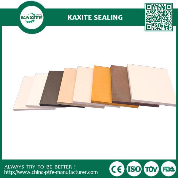Glass Graphite Bronze Filled PTFE Gasket  Good Compression Strength
