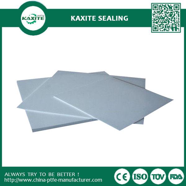 Graphite Glass Fiber Filled PTFE Skived Sheet Non-Stick Anti-aging