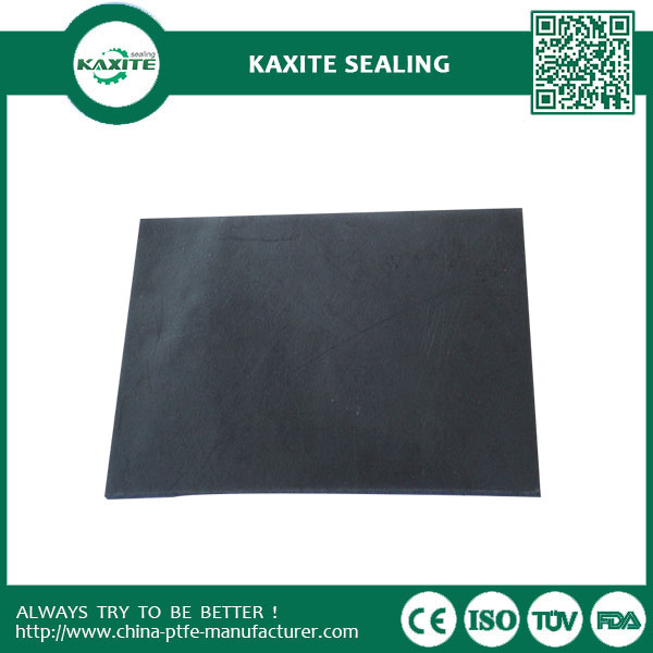 Self-Lubricating Bronze Powder Filled PTFE Skived Sheet  Filled Ptfe Products