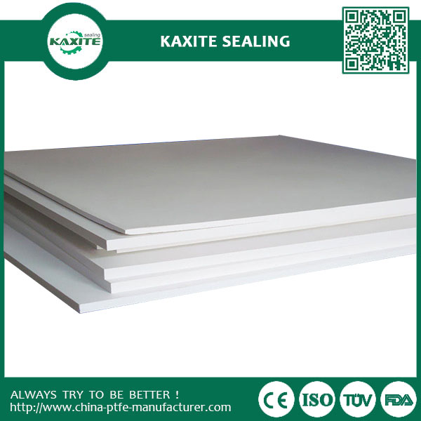 Teflon Pfte Sheet Square Molded Sheet For High Temperature