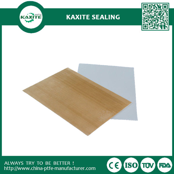 Virgin Molded Teflon Ptfe Sheet 3 mm  Glass Fiber Filled