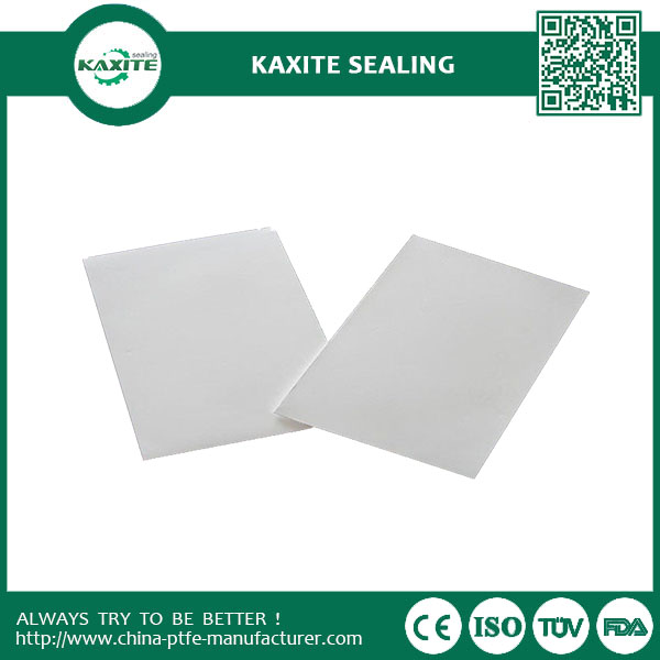 Teflon Ptfe Sheet 3mm  Virgin PTFE For Wrapping The Cables Under High Voltage