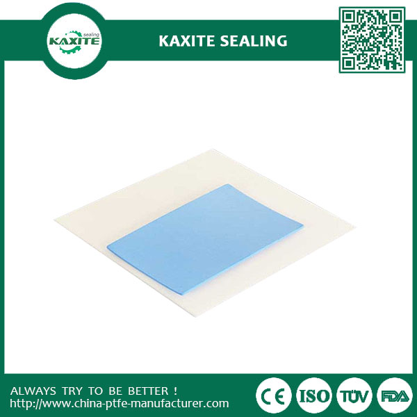 Virgin Recycled Teflon Ptfe Sheet Skived With No Distortion & Low Friction
