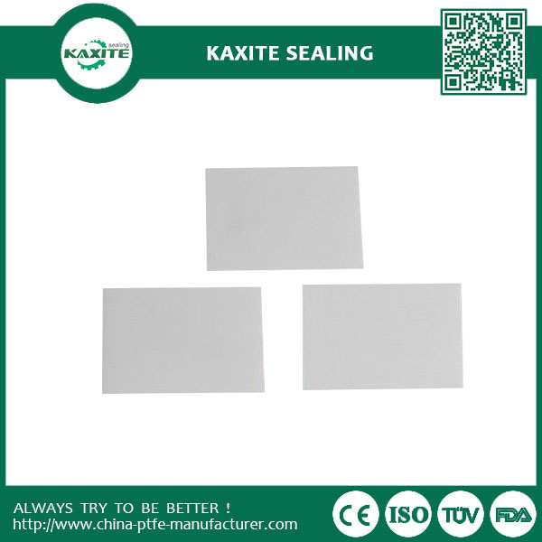 Pure Virgin Teflon Ptfe Sheet 2mm - 100mm With Good Heat Resistance Property