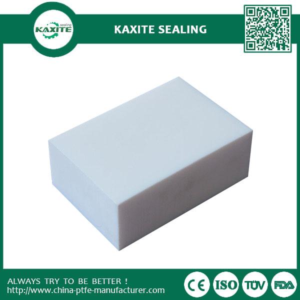 White Teflon PTFE Skived Sheet  Virgin  Recycled Materials PTFE