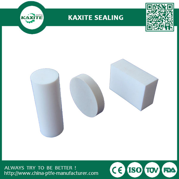 Virgin Pure Teflon PTFE Sheet  Skived  Molded Plates with ISO9001 ISO14001 Certificate