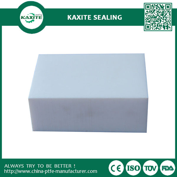 Moulded  Die-Pressed Teflon PTFE Sheet For Seals  Linings  Diaphragm