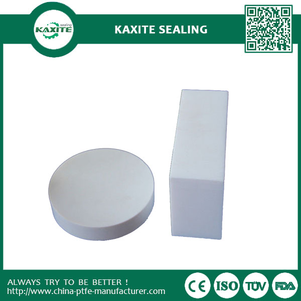 Non-Flammable Teflon Ptfe Sheet Moulded Plate For Electrical  Chemical Industry