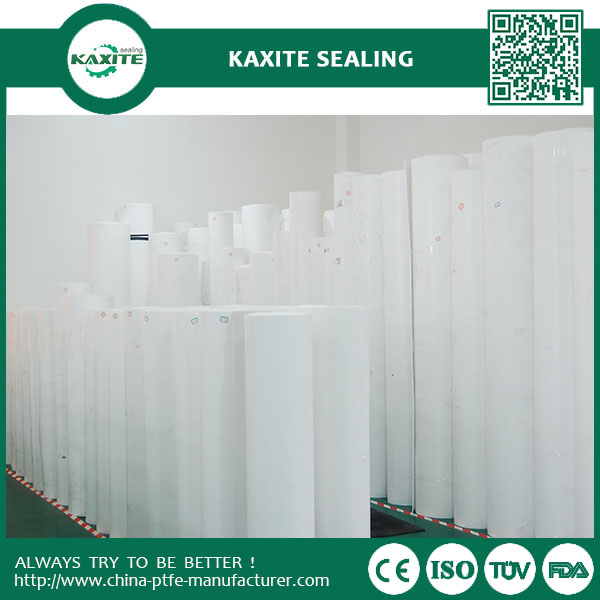 Virgin And Recycled Teflon Ptfe Sheet  Skived Roll With Heat Resistance Property