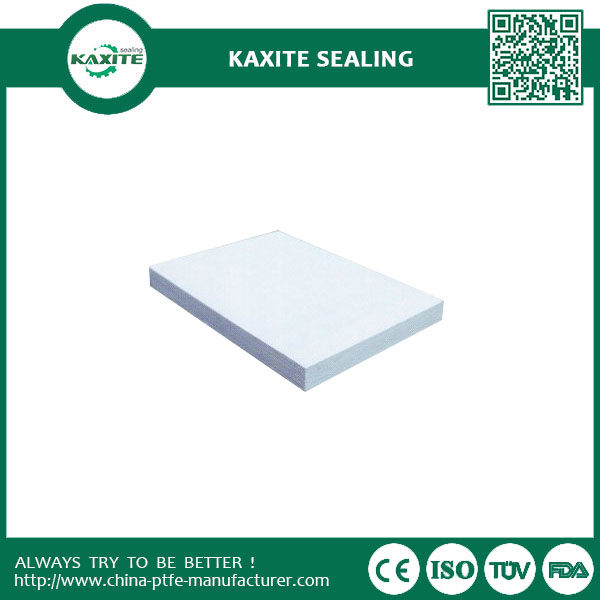 Custom Designed Non-stick Glass Filled Teflon Ptfe Skived Sheet With Color Pigment
