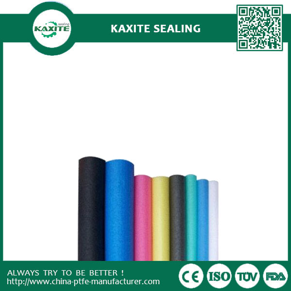 Color PtfeTeflon Rod With The Lowest Coefficient Of Friction Working In -180°C - +260°C