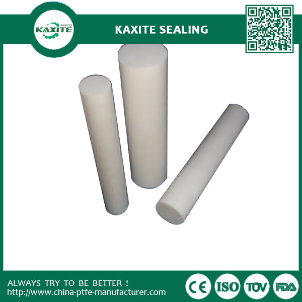 Moulded dielectric non-ageing airproof ptfe teflon rod with ISO9001 certification