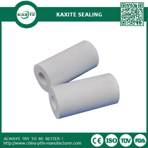 0.3mm - 20mm Virgin Ptfe Teflon Tube White With Good Chemical Resistance