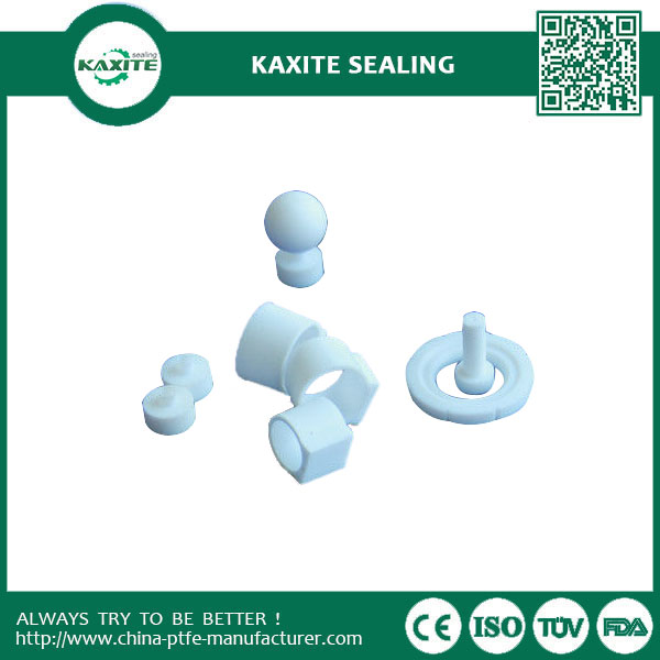 Corrosion Resistance Ptfe Machining  Rohs And ISO9001 Certification