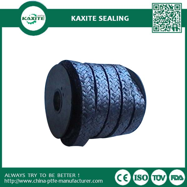 Aramid Ptfe Packing With Good Chemical Stability For Valves Seal Packing