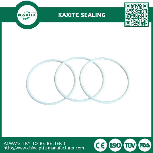Low Co-efficient Friction Nonstick Suspension Ptfe O-rings With Excellent Heat-resistance