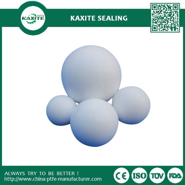 PTFE High Pressure Resistance Anti-corrosion Teflon Ball Available In All Sizes