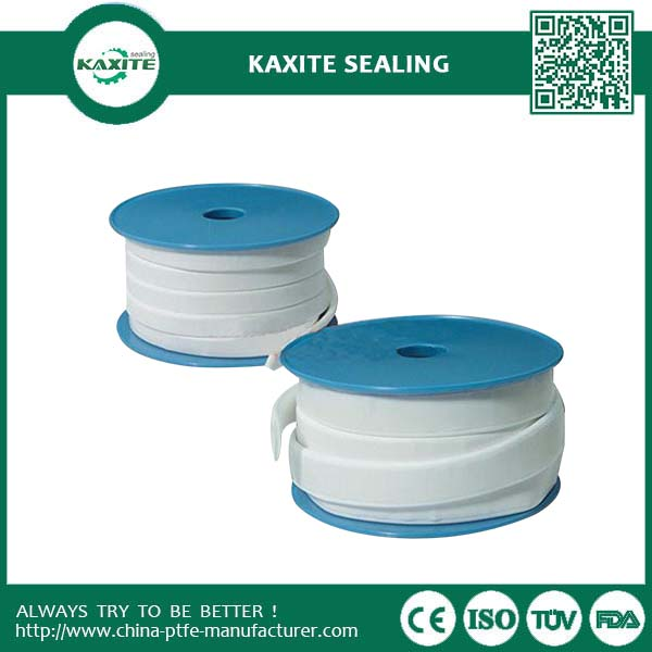 High Temperature Resistance Expanded PTFE Tape Variable 1.5 - 10.0mm