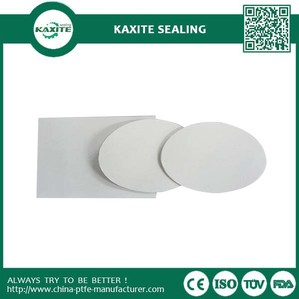 Super High Strength Ptfe Teflon Gasket Heat Resistance Property Excellent Insulation Prope