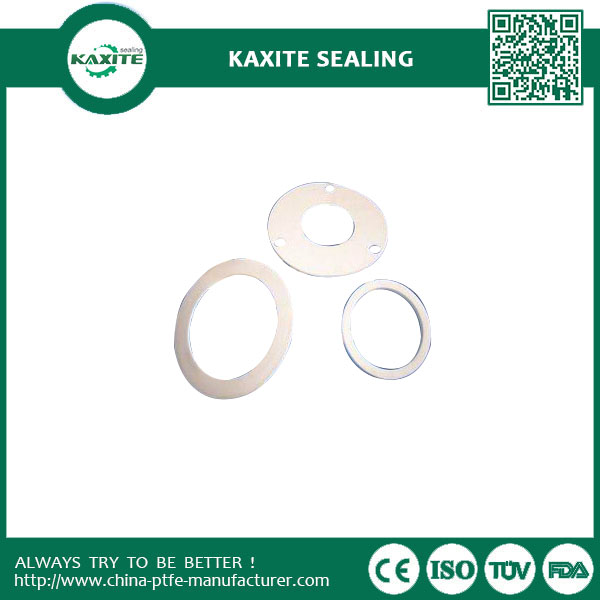 Excellent Insulation Recycled Ptfe Teflon Gasket With Heat Resistance Property
