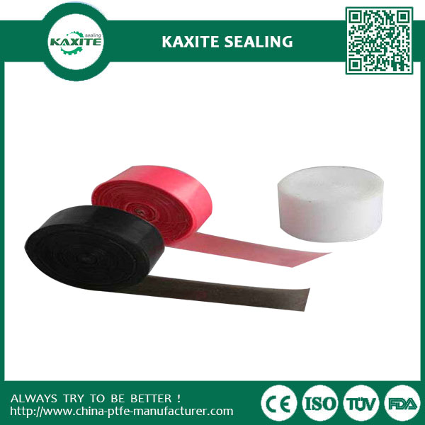 Virgin PTFE Teflon Film Chemical Resistance Coated With Silicone Adhesive