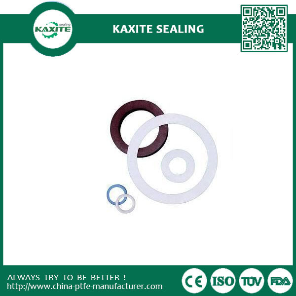 Gasket Filled Ptfe Products With Recovery Sealing Performance