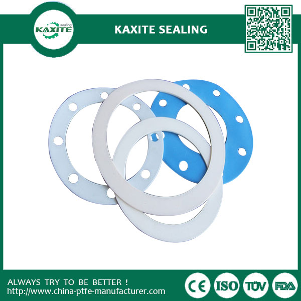 Graphite Filled PTFE Gasket For Chemical Industry  Power Plant