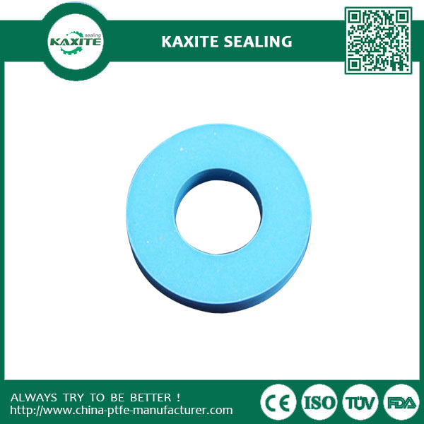 Custom Graphite Filled PTFE Gasket For Hydrocarbon Reaction Power