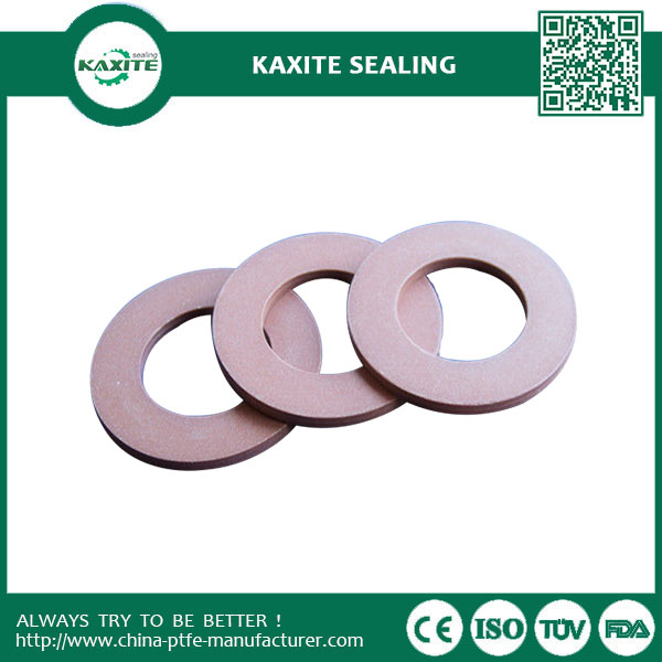 Bronze Filled PTFE Gasket  Has Compression Recovery Sealing Performance