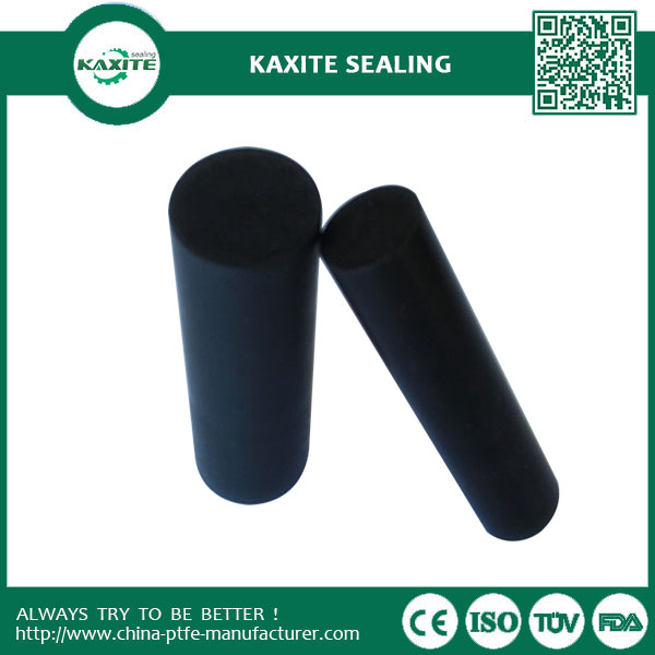 Extruded glass filled ptfe Rod For Seals In Valve