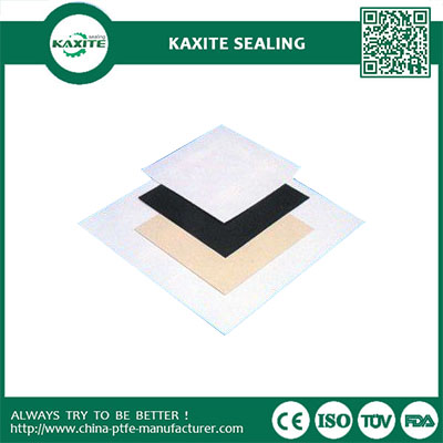 Decreased Thermal Expansion Graphite Filled Ptfe Sheet Products