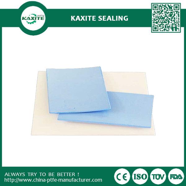 Glass Fiber Filled Teflon Ptfe Sheet Low Temperature Resistance Ptfe Plate
