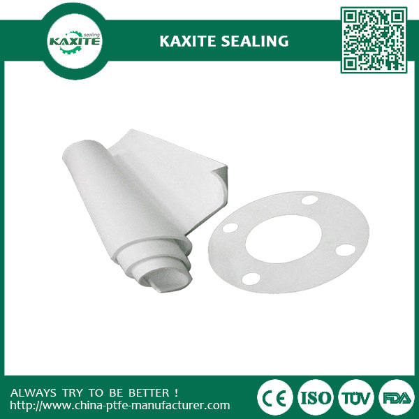Extreme corrosion resistant Expanded PTFE Sheet Good Mechanical Strength