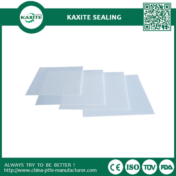 Blue  White Professional Teflon Ptfe Sheet Virgin Recycled With Good Insulation